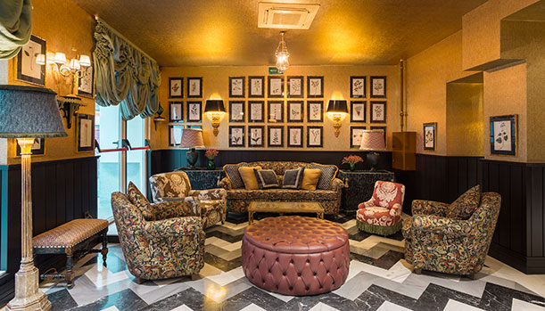 Room Mate Alba Hotel Boutique En Madrid