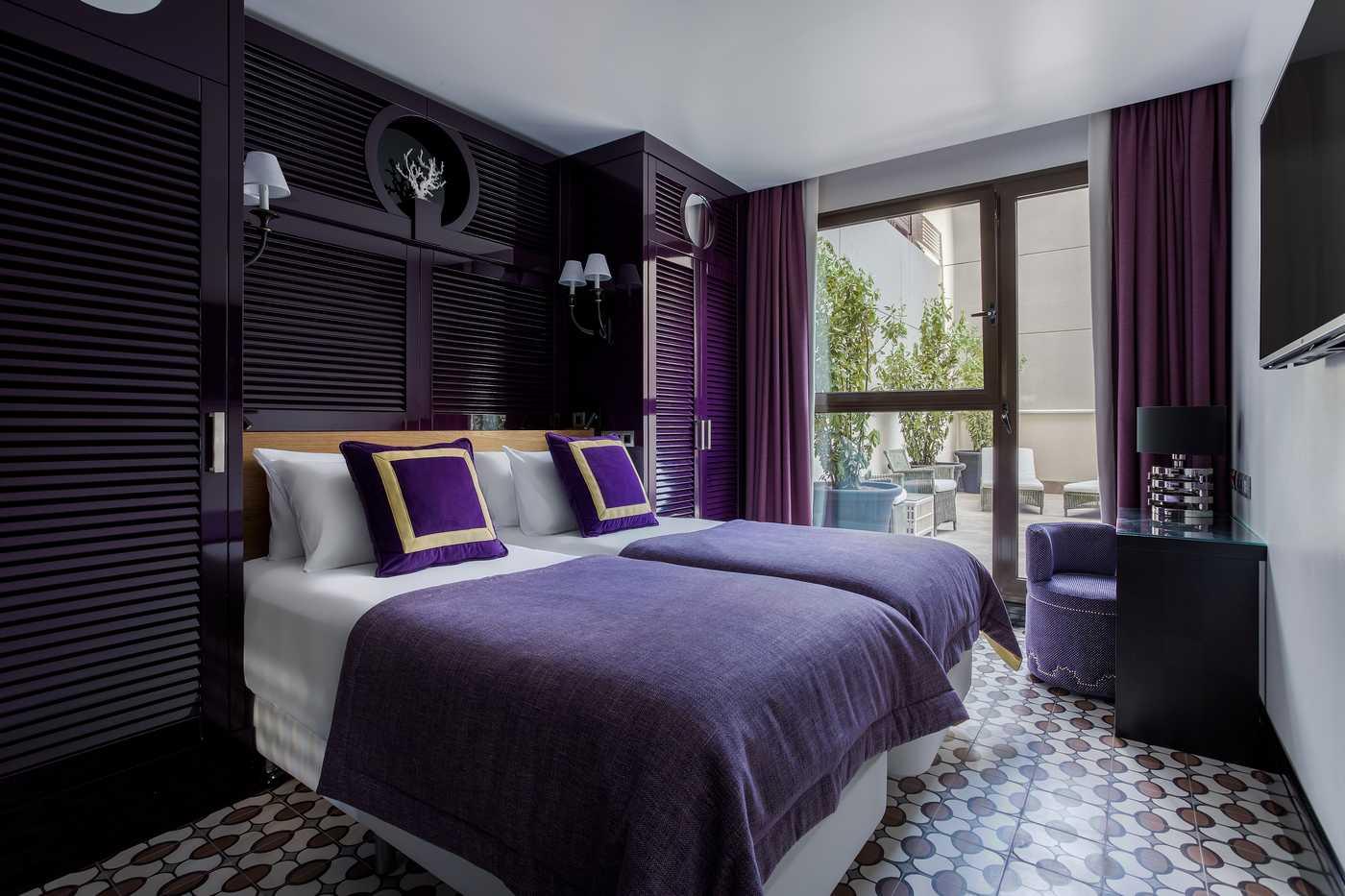 designer hotel in barcelona - Violet Hotel Design