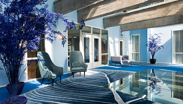 Room mate bruno hotel boutique en r terdam for Design hotel quito