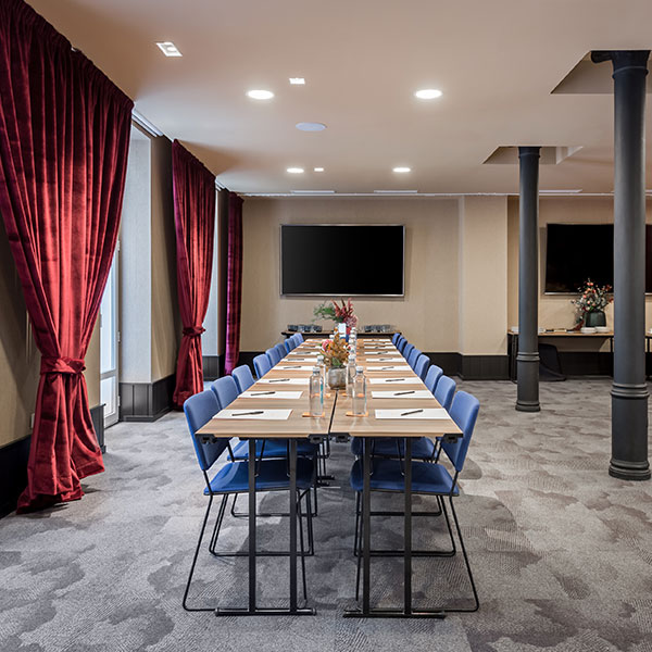 Eventos en Madrid | Room Mate Alba 01