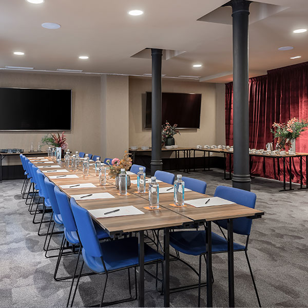 Eventos en Madrid | Room Mate Alba 02