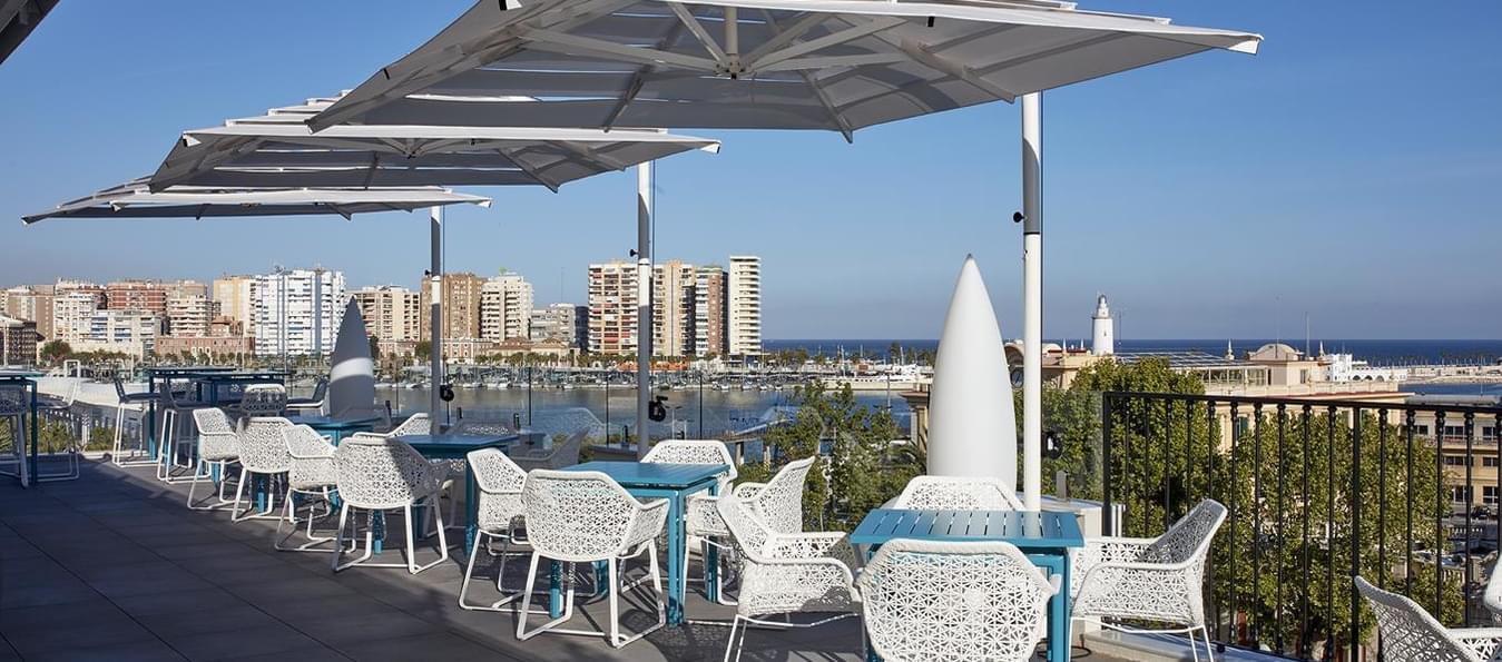 Eventos y reuniones de empresa room mate hotels for Hotel diseno malaga