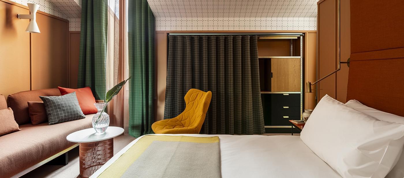Hotel Laura Room Mate Madrid