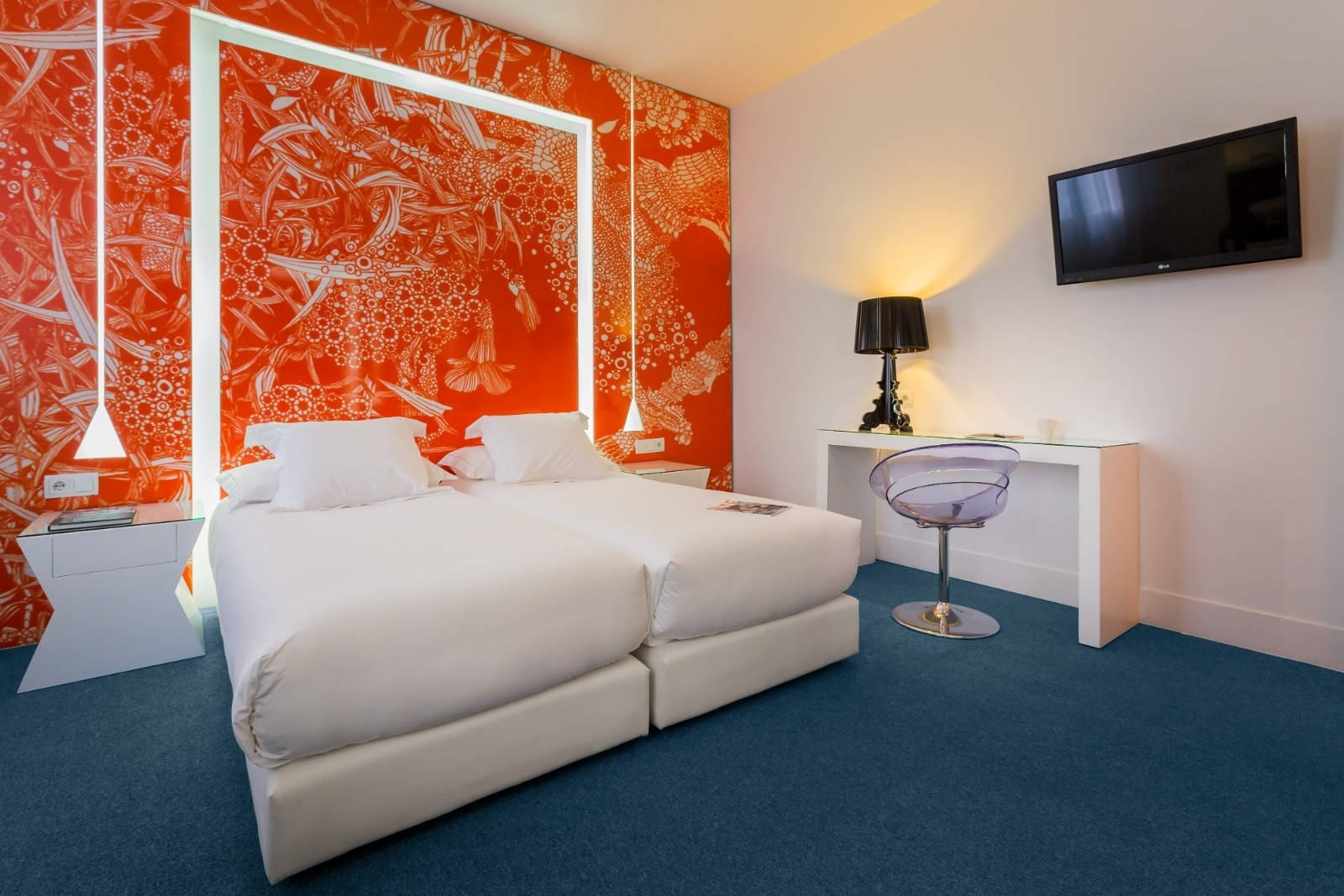 Room Mate Mario | Hotel de diseño en Madrid centro