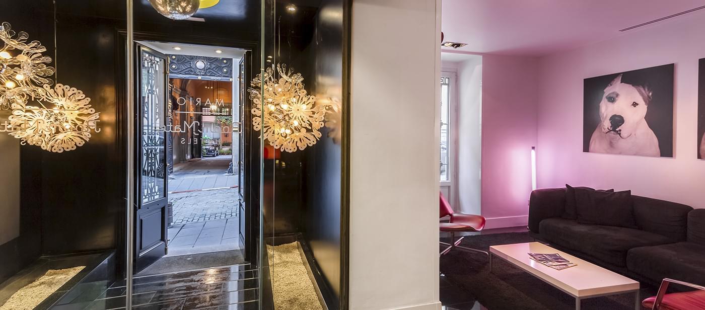 Designer Hotel In Madrid City Center Room Mate Mario