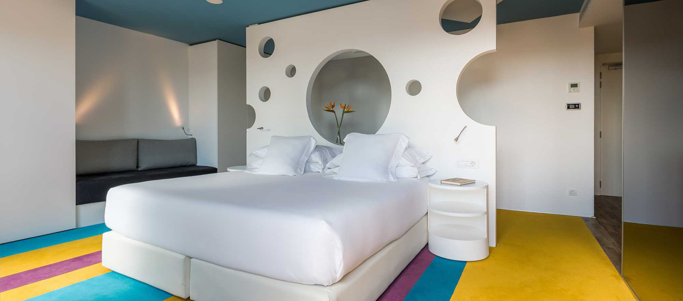Design Hotel in Barcelona