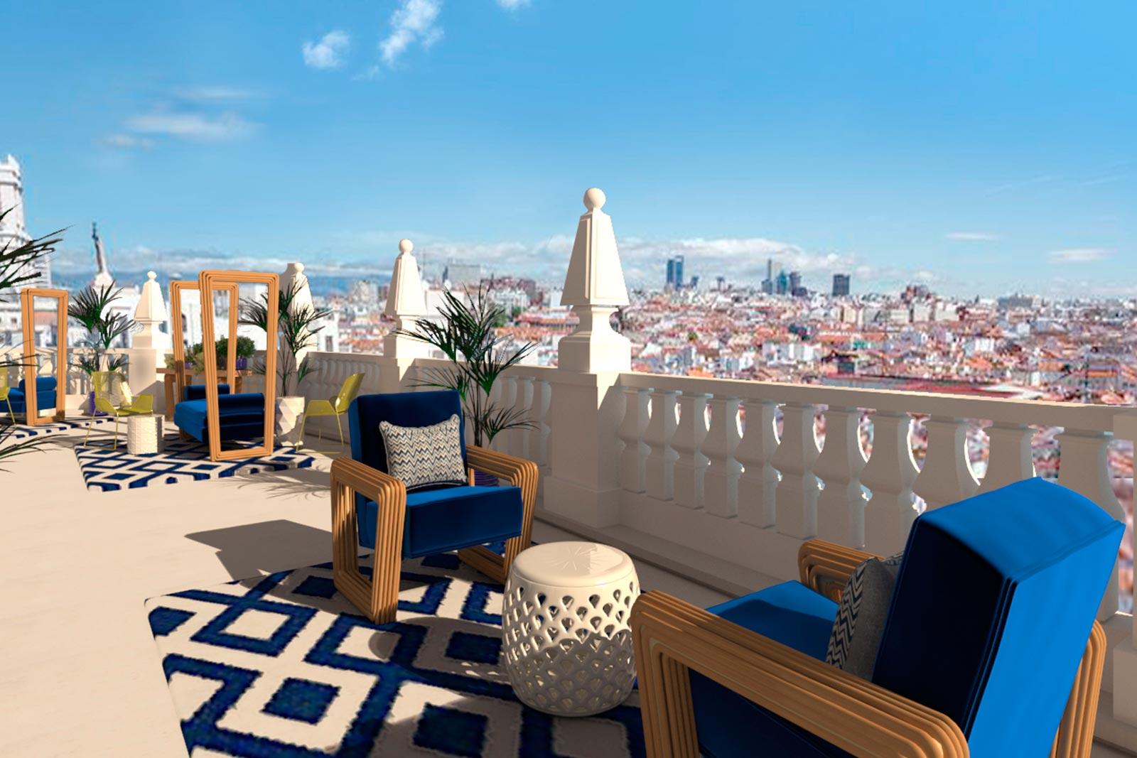 Room Mate Macarena Gran Vía Boutique Hotel In Madrid