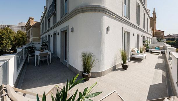 Plaza España Skyline Apartments