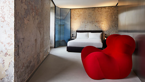 The Rooms of Rome | Pensamiento exclusive suite 01