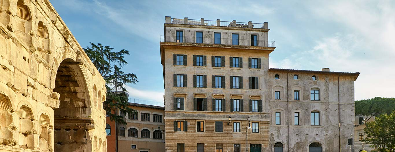 The Rooms Of Rome Palazzo Rhinoceros Exclusive