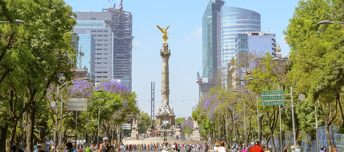 Design Hotel In Mexiko-Stadt