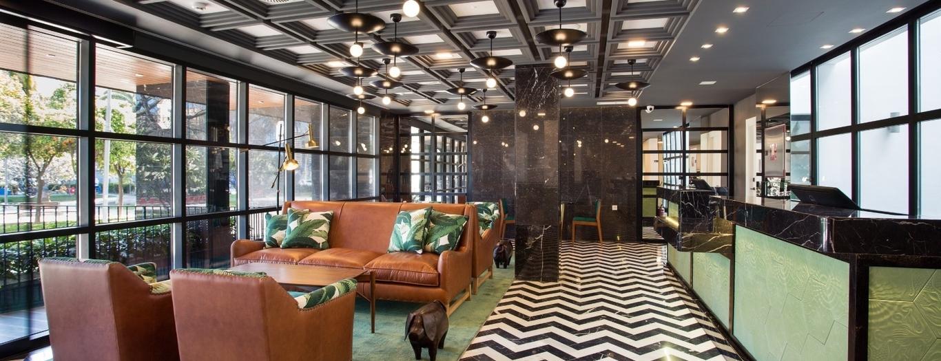 Boutique Hotel In Malaga Room Mate Valeria