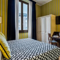Boutique hotel rooms in Florence