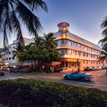 Hotel boutique Waldorf en Miami Beach
